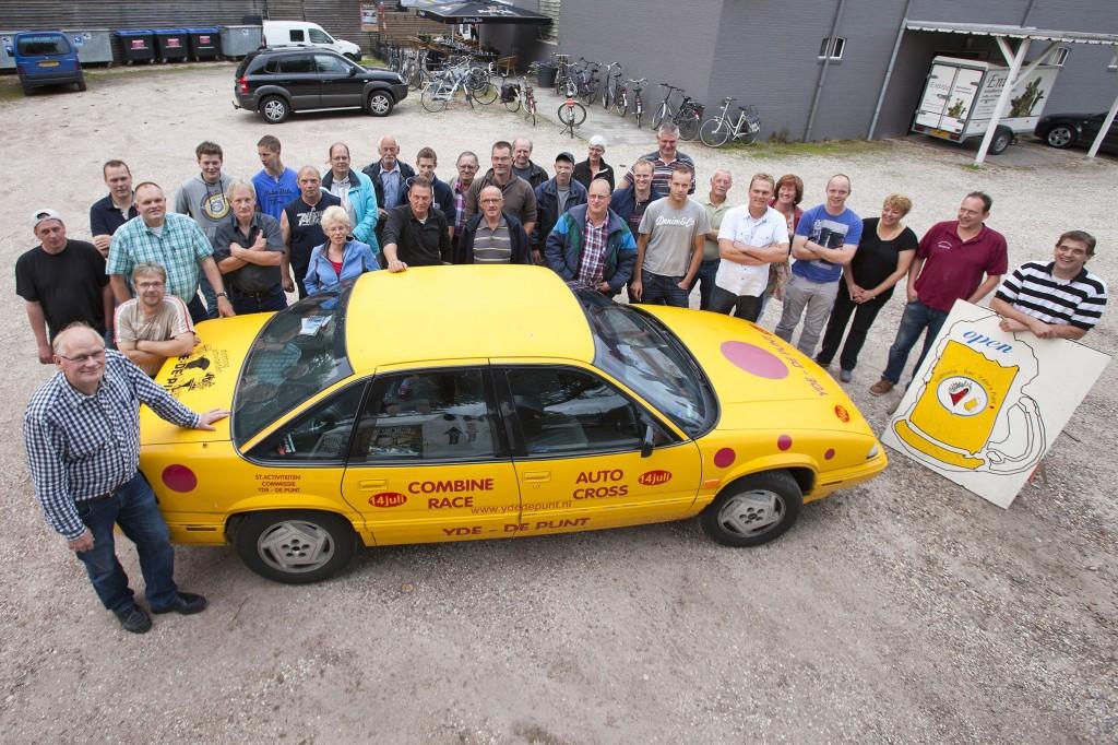 Vrijwilligers Stichting Activiteiten Yde De Punt